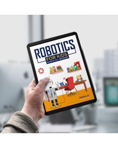 Robotics for kids Scratch 3.0 - Beginner (E-Book)