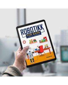 Robotikk for barn Scratch 3.0 - Nybegynner (E-bok)
