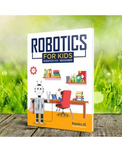Robotics for kids Scratch 3.0 - Beginner (Hardcover)
