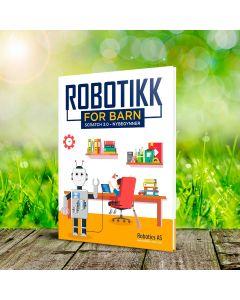 Robotikk for barn Scratch 3.0 - Nybegynner (Trykt, innbundet)